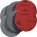 Abralon Pads 500 Grit (6-Pack)