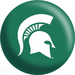 NCAA Michigan State Spartans