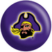 NCAA East Carolina Pirates 12 Only