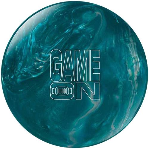 Ebonite Game On Bowling Ball