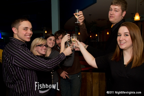 Kicking off the New Year at Fish Bowl! - Photo #57162