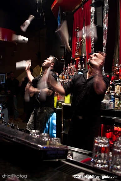 Off the Hookah Brings in Top Ranked Flair Bartenders - Photo #57417