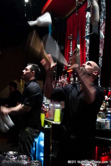 Off the Hookah Brings in Top Ranked Flair Bartenders - Photo #57419