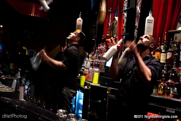 Off the Hookah Brings in Top Ranked Flair Bartenders - Photo #57420
