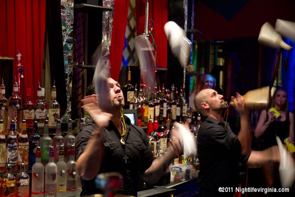 Off the Hookah Brings in Top Ranked Flair Bartenders - Photo #57421