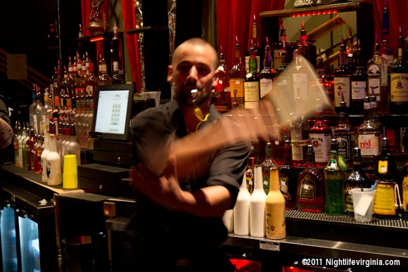 Off the Hookah Brings in Top Ranked Flair Bartenders - Photo #57425