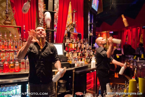 Off the Hookah Brings in Top Ranked Flair Bartenders - Photo #57428
