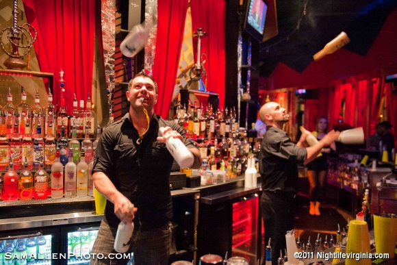 Off the Hookah Brings in Top Ranked Flair Bartenders - Photo #57433