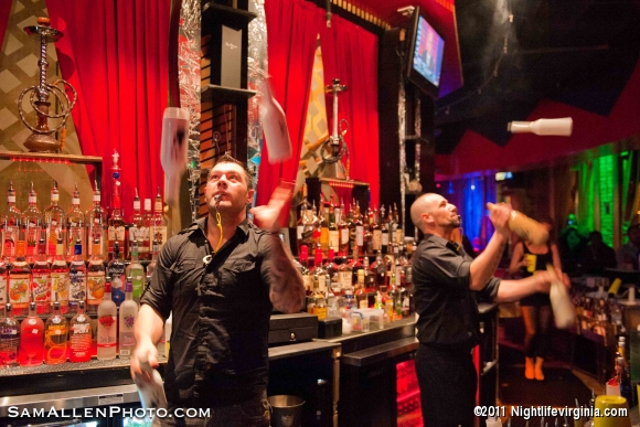 Off the Hookah Brings in Top Ranked Flair Bartenders - Photo #57434