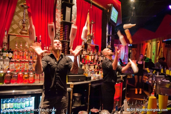 Off the Hookah Brings in Top Ranked Flair Bartenders - Photo #57435