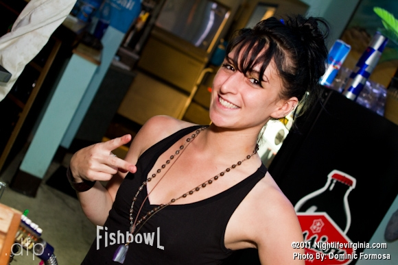 Pre-Hurricane Party At Fishbowl! - Photo #65189