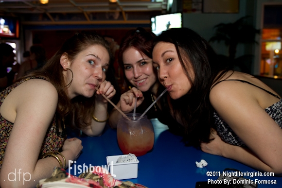 Pre-Hurricane Party At Fishbowl! - Photo #65198