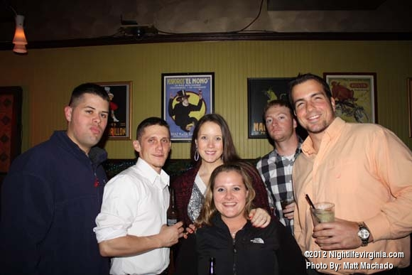 Ringin' in the New Year at 3 Monkey's - Photo #68559