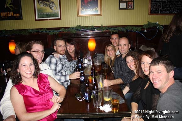 Ringin' in the New Year at 3 Monkey's - Photo #68562