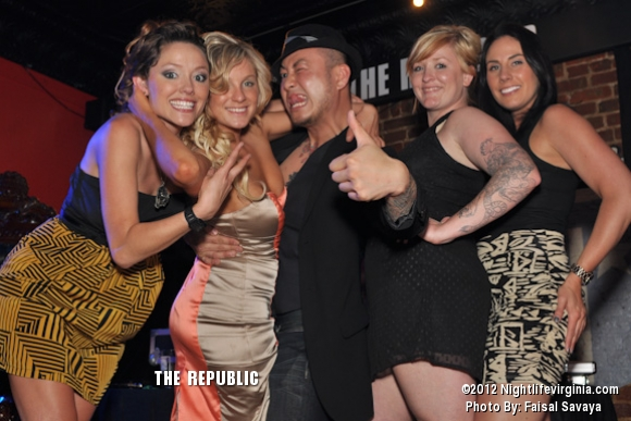 Bachelors and Bachelorettes Get Auctioned Off at Republic! - Photo #72124
