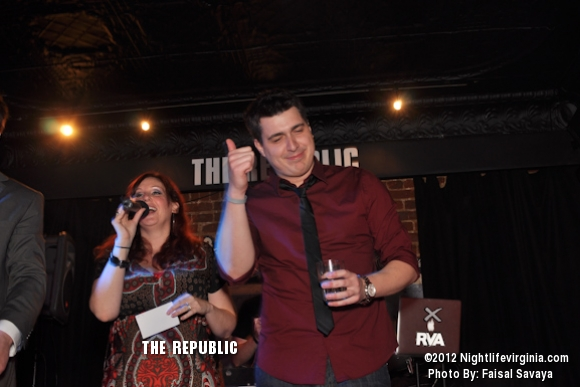 Bachelors and Bachelorettes Get Auctioned Off at Republic! - Photo #72125