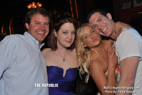 Bachelors and Bachelorettes Get Auctioned Off at Republic! - Photo #72129
