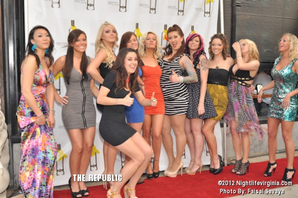 Bachelors and Bachelorettes Get Auctioned Off at Republic! - Photo #72144
