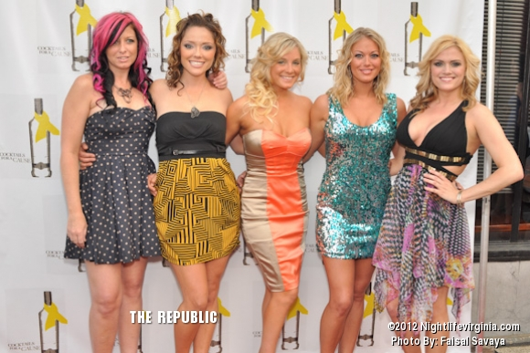 Bachelors and Bachelorettes Get Auctioned Off at Republic! - Photo #72147