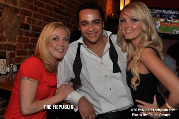 Bachelors and Bachelorettes Get Auctioned Off at Republic! - Photo #72149