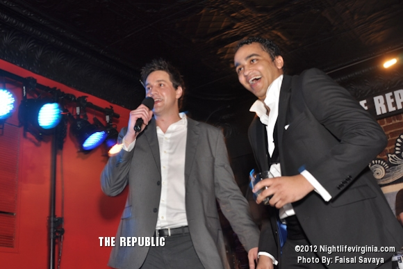Bachelors and Bachelorettes Get Auctioned Off at Republic! - Photo #72164