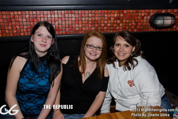 Rock Out at Republic Saturdays - Photo #72898