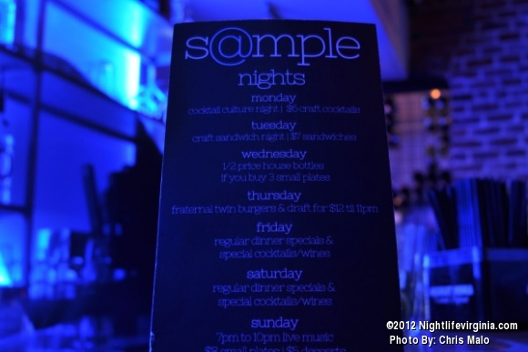 Thursdays Be@t at S@mple - Photo #73098