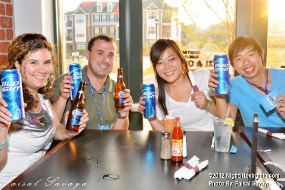 Flying Squirrels and NLVA Giveaway at Halligans Short Pump! - Photo #73759