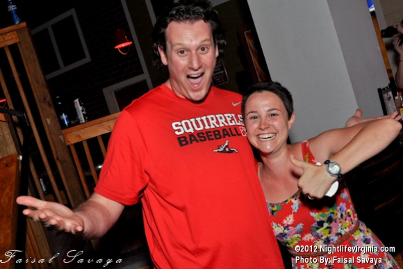 Flying Squirrels and NLVA Giveaway at Halligans Short Pump! - Photo #73763