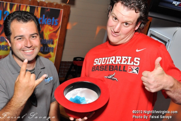 Flying Squirrels and NLVA Giveaway at Halligans Short Pump! - Photo #73767