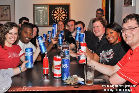 Flying Squirrels and NLVA Giveaway at Halligans Short Pump! - Photo #73779