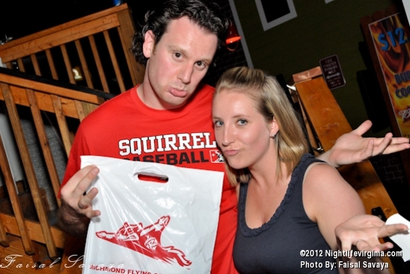 Flying Squirrels and NLVA Giveaway at Halligans Short Pump! - Photo #73792