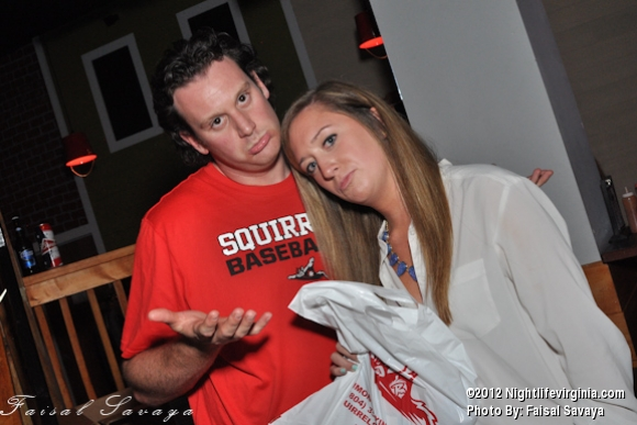 Flying Squirrels and NLVA Giveaway at Halligans Short Pump! - Photo #73807