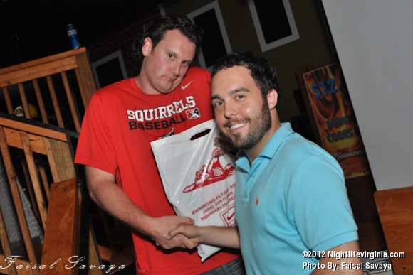 Flying Squirrels and NLVA Giveaway at Halligans Short Pump! - Photo #73812