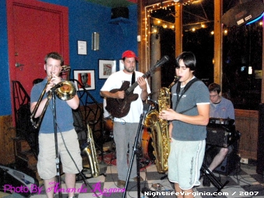 Jazzy night at the Easy Street Cafe - Photo #37606