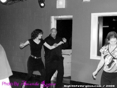 Salsa Dancing at The Vine Mechanicsville - Photo #37516