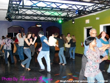 Salsa Dancing at The Vine Mechanicsville - Photo #37517
