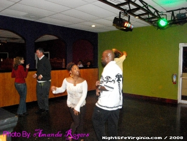 Salsa Dancing at The Vine Mechanicsville - Photo #37518