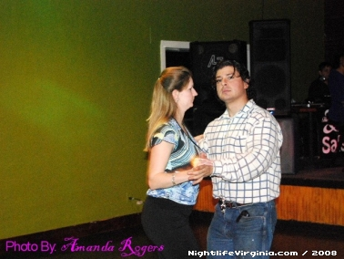 Salsa Dancing at The Vine Mechanicsville - Photo #37519