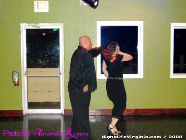 Salsa Dancing at The Vine Mechanicsville - Photo #37520