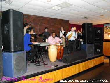 Salsa Dancing at The Vine Mechanicsville - Photo #37521