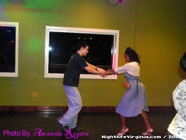 Salsa Dancing at The Vine Mechanicsville - Photo #37522