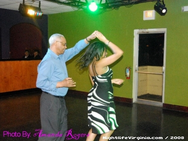 Salsa Dancing at The Vine Mechanicsville - Photo #37523