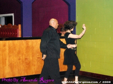 Salsa Dancing at The Vine Mechanicsville - Photo #37524