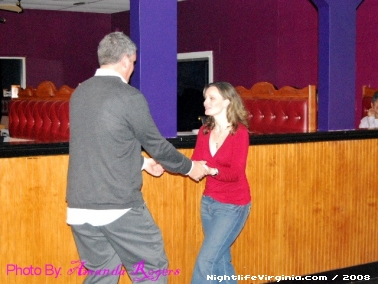 Salsa Dancing at The Vine Mechanicsville - Photo #37526