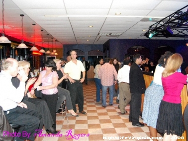 Salsa Dancing at The Vine Mechanicsville - Photo #37528