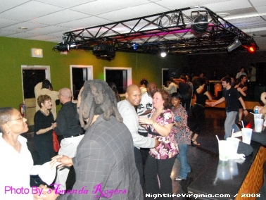 Salsa Dancing at The Vine Mechanicsville - Photo #37530