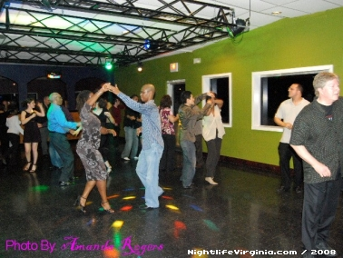 Salsa Dancing at The Vine Mechanicsville - Photo #37534