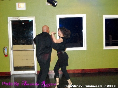Salsa Dancing at The Vine Mechanicsville - Photo #37535