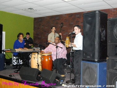 Salsa Dancing at The Vine Mechanicsville - Photo #37537